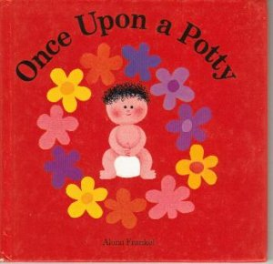"""""""Once Upon A Potty""""  Fun Toilet Training Book 1980"""