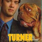 "VHS Movie, ""Turner & Hooch""  Rated PG"