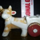 Vintage Cow Decorator  Planter
