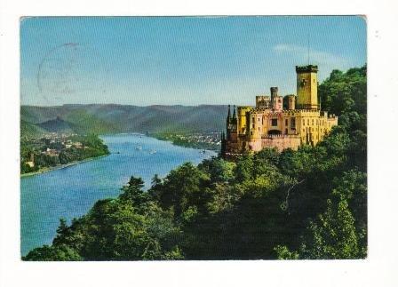 Vintage Postcard, Germany,  1972  Good Condition