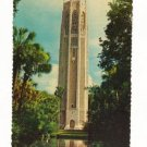 Postcard, The Singing Tower, Lake Wales, Florida   Very Good Condition