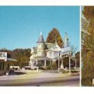 Postcard,  Tower Motel, Hot Springs National Park, Arkansas, Very Good Condition