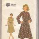 Vintage Simplicity Pattern #8666, Size 22 1/2  (New)