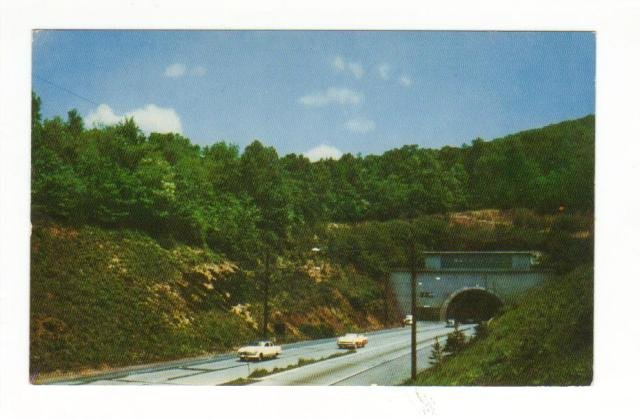 Vintage Postcard, Pennsylvania Turnpike, #C7347.  Good Condition