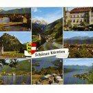 Postcard, Schones Kurnten, 1986 Good Condition