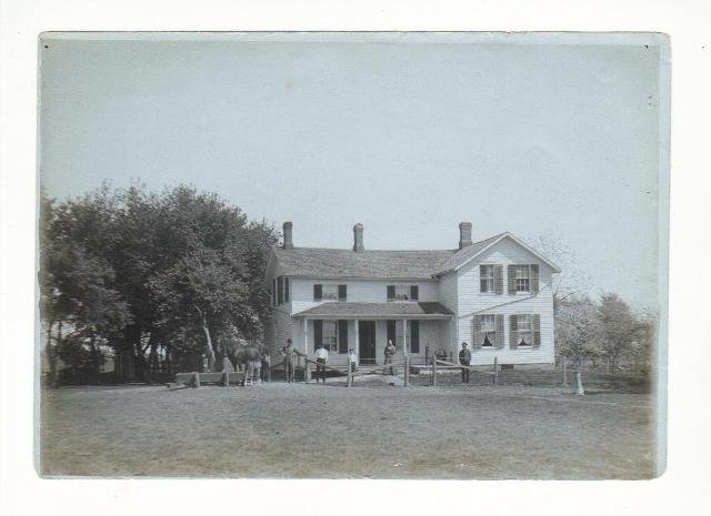 Farming Family Homestead in Central Illinois, Vintage