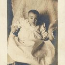 Vintage Postcard, Child's Photograph,  Very Good Condition