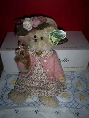 """The Bearington Collection. """"Daisy and Belle"""" (In Original Box)"""