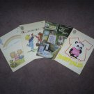 A Collection of Four Cross Stitch Books, Very Good Condition