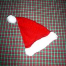 New Handmade Santa Hat