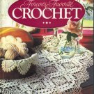 Better Homes and Gardens, Forever Favorite Crochet Book