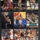 Upper Deck, Nine Near Mint Basketball  Cards, 1995