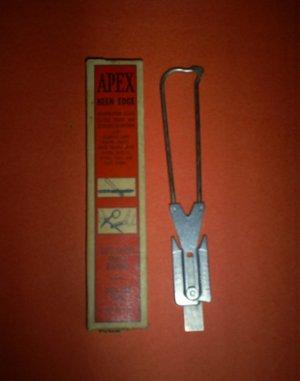 Apex Keen Edge Knife Sharpener, Vintage, Very Good Condition