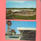 Vintage  Postcards from Louisiana, Very Good Condition