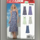 Simplicity New Look Misses Dress Pattern #6047  (New)