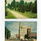 Vintage  Postcards from Mississippi  Good Condition