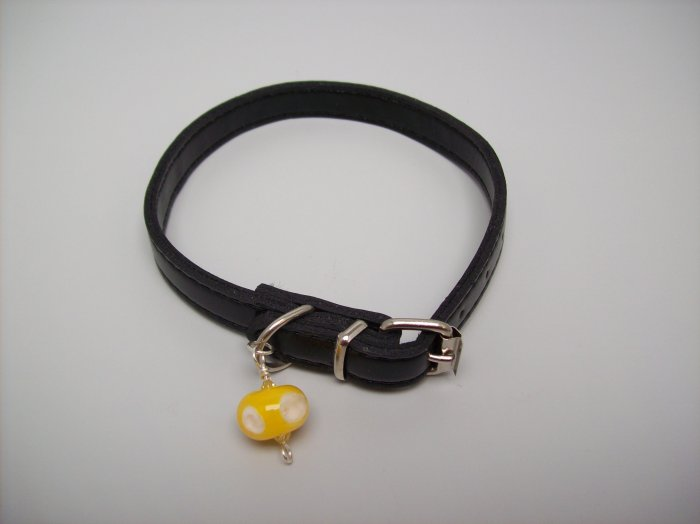 Doggie Collar - Yummy Yellow (PY6)