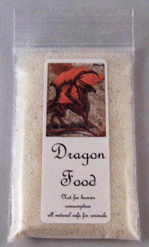 Dragon Haunted Spirit Food