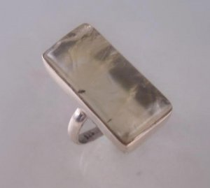 Ghost Hunter's Oracle Spirit Haunted Ring sz 6