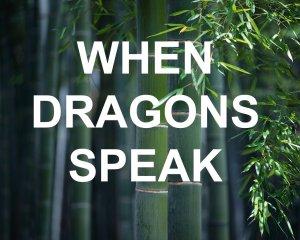 When Dragon's Speak Ebook on Compact Disc