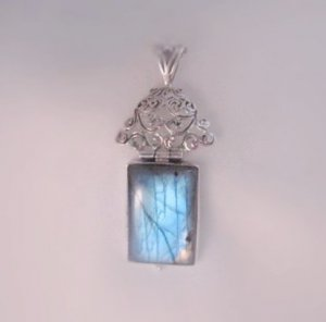 Beautiful Male Baby Dragon Faery Pendant Haunted Spirit Item