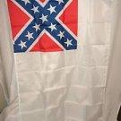 2ND CONFEDERATE CIVIL WAR FLAG FLAG 3 X 5 3X5 NEW