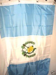 GUATEMALA NATIONAL FLAG 3 X 5 3X5 NEW