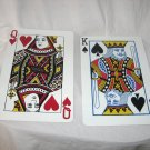 LARGE KING AND QUEEN PLAYING CARD BATHROOM SIGNS NEW