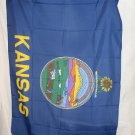 KANSAS STATE FLAG, 3 X 5, 3X5 NEW!!