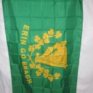 ERIN GO BRAGH IRISH  FLAG FLAG 3 X 5 3X5 NEW