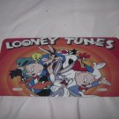 LOONEY TUNES GANG LICENSE PLATE 6 X 12 NEW