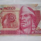 MEXICO MEXICAN 100 PESO LICENSE PLATE ALUMINUM 6 X 12 NEW
