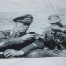WW2 GERMAN FIELD MARSHAL ERWIN ROMMEL BIRTHDAY LICENSE PLATE 6 X 12 NEW ALUMINUM