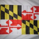 MARYLAND STATE FLAG 3 X 5 3X5 NEW THE FREE STATE