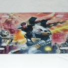 MECHWARRIOR BATTLE TECH LICENSE PLATE SIZE 6 X 12 INCHES NEW