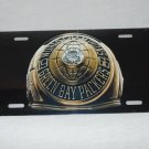 GREEN BAY PACKERS 1966 SUPERBOWL RING LICENSE PLATE 6 X 12 NEW