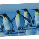 PENGUIN LICENSE PLATE 6 X 12 INCHES NEW ALUMINUM MADE IN USA