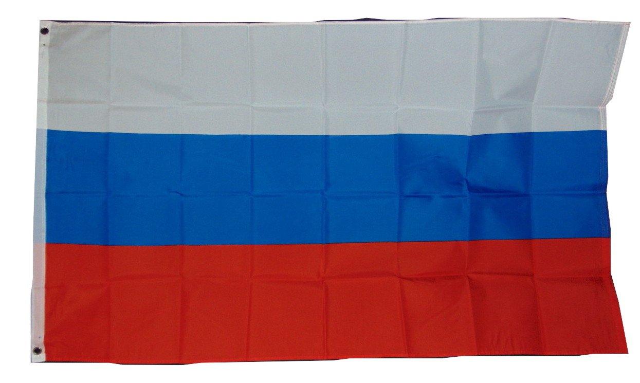 MODERN RUSSIA RUSSIAN FLAG FLAG 3X5 3 X 5 NEW