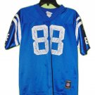 PRE OWNED THROWBACK INDIANAPOLIS COLTS HARRISON JERSEY FAIR CONDITION SIZE 14-16