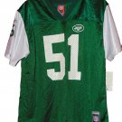 THROWBACK NEW YORK JETS VILMA JERSEY SIZE XL 18-20 YOUNG MENS NWT