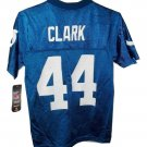 THROWBACK INDIANAPOLIS COLTS CLARK JERSEY SIZE LARGE 14-16 NWT REEBOK