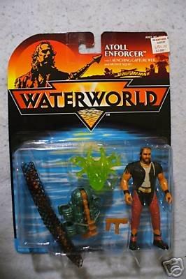 Waterworld Movie ATOLL ENFORCER  MOC