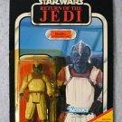 Star Wars Vintage ROTJ Klaatu 65 back MOC