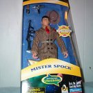 STAR TREK  9 inch SPOCK from A Piece of the Action  MIB
