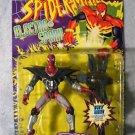 SPIDERMAN Electro Spark Spider Man  MOC