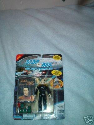 Star Trek TNG Data Playmates MOC