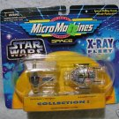 Star Wars 1  Micro Machines X-Ray Fleet Set I MOC