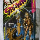 McFarlane Spawn Tiffany Red  MOC