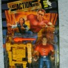 LAST ACTION HERO Heat Packin Jack Slater MOC
