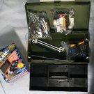 GI Joe 30th HOF Official Footlocker w/ Accessories MINT